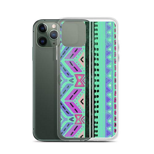 Modern Azteca iPhone Case