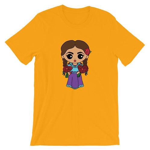 Las Flores Bird Adult Unisex T-shirt