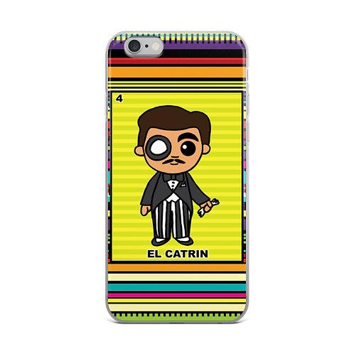 El Catrin iPhone Case