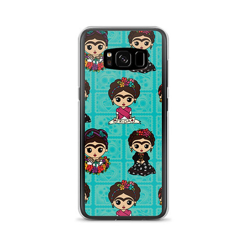 Little Frida Samsung Galaxy Phone Case