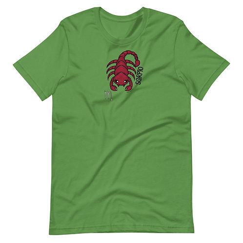 Scorpio Short-Sleeve Unisex T-Shirt