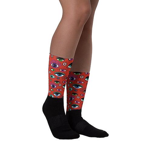 Mal de Ojo Socks