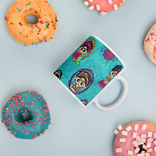 Frida Little Animals Coffee Mug