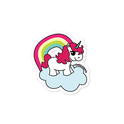 Unicorn Life Bubble-free stickers