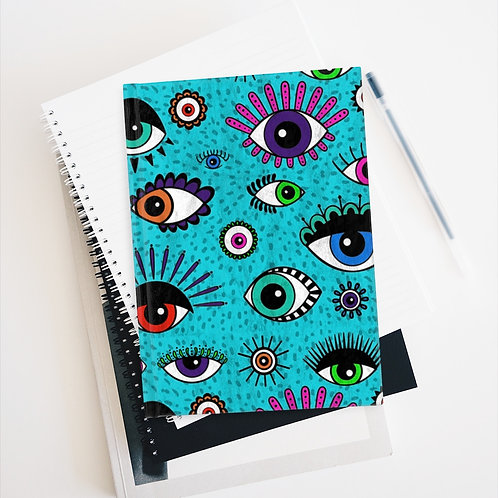 Mal de Ojo Journal - Blank