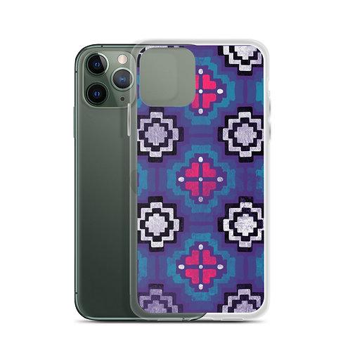 Modern Talavera iPhone Case