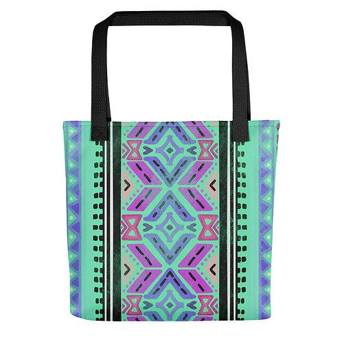 Modern Azteca Tote bag