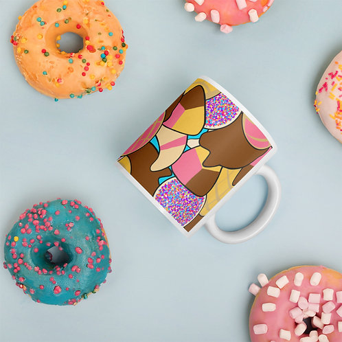 Pan Dulce Overload Coffee Mug
