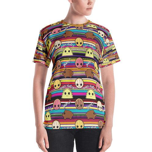Pan Dulce Print Women's T-shirt