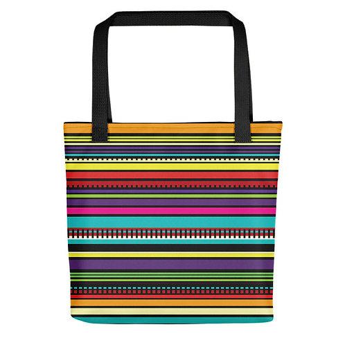 Serape Tote Bags