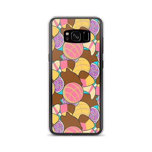Pan Dulce Overload Samsung Galaxy Phone Case