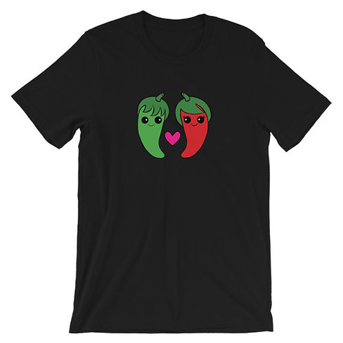 Peppers Adult Unisex T-shirt