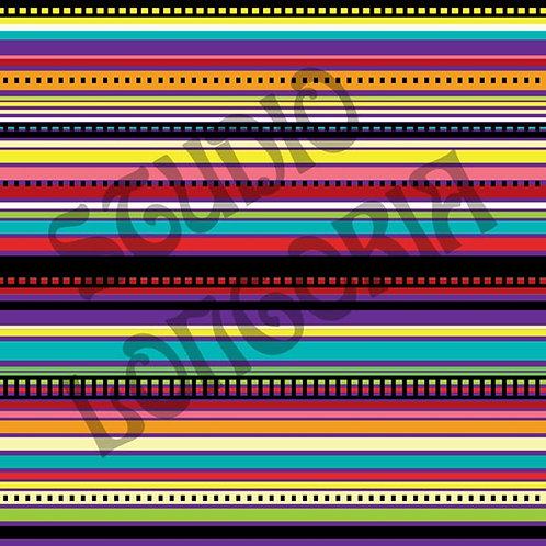 Serape Print Fabric