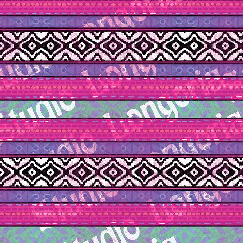 Modern Serape- Ojo Stripe Horizontal