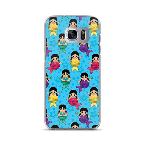 Sirenas  Samsung Galaxy Phone Case