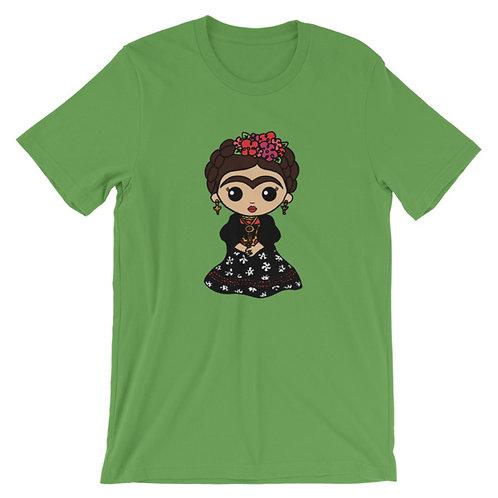 Frida Vogue Adult Unisex T-shirt