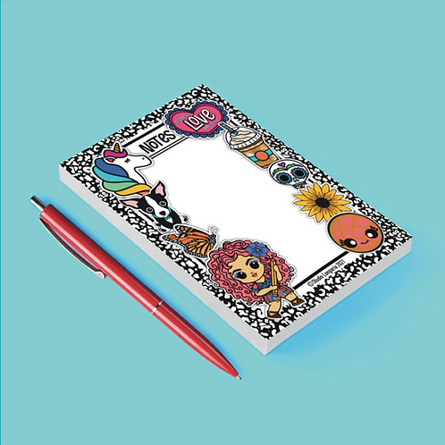 Oh Fifi Compbook Notepad