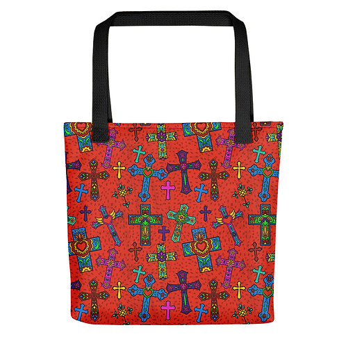 Las Cruces Tote bag