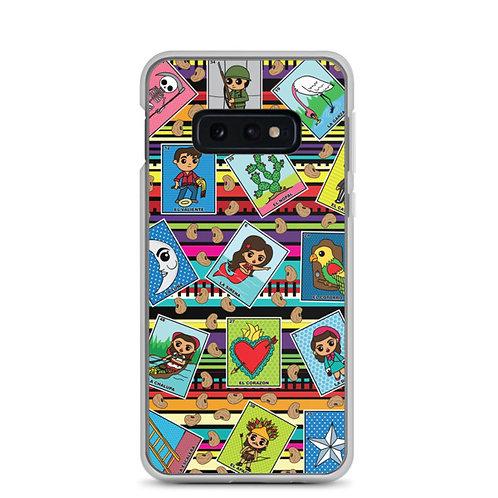 Loteria Night Samsung Galaxy Phone Case