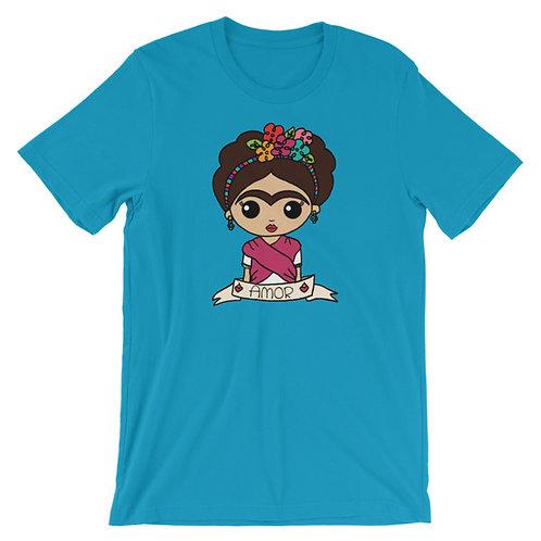 Frida Amor Adult Unisex T-shirt