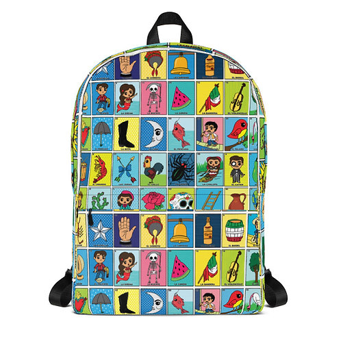 Loteria Backpack