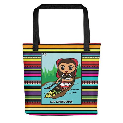 La Chalupa Tote Bags