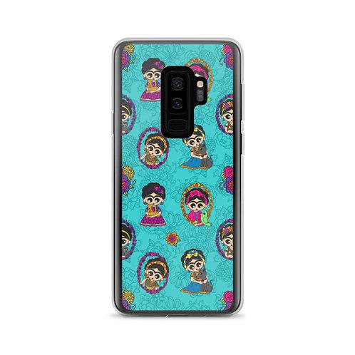Frida Little Animals Samsung Galaxy Phone Case