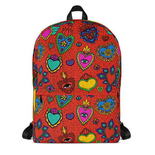 Corazon Milagros Backpack