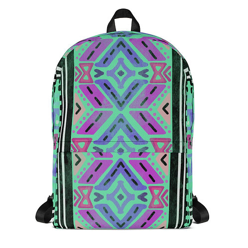 Modern Azteca Backpack