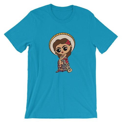 La Música  Adult Unisex T-shirt