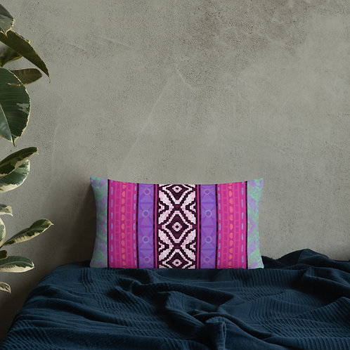 Modern Serape Basic Pillow