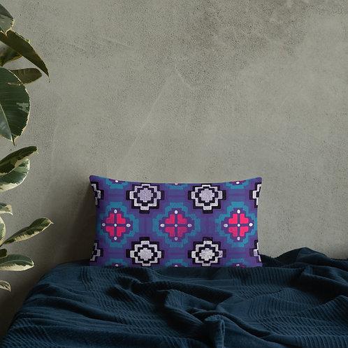 Modern Talavera Basic Pillow