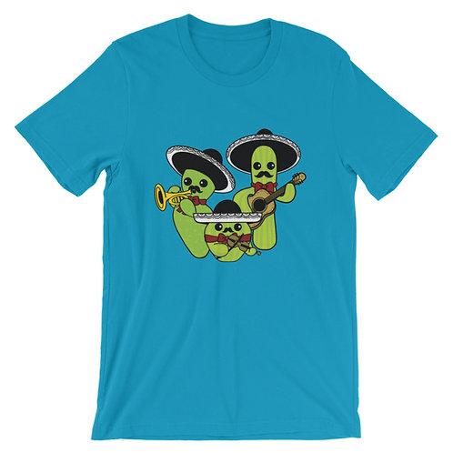 Mariachi Nopalitos  Adult Unisex T-shirt