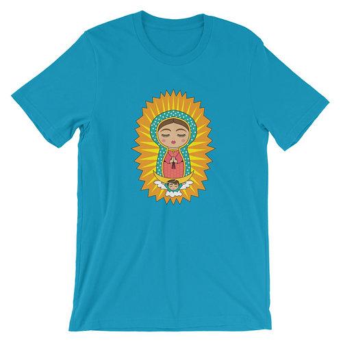 La Virgen de Guadalupe Adult Unisex T-shirt