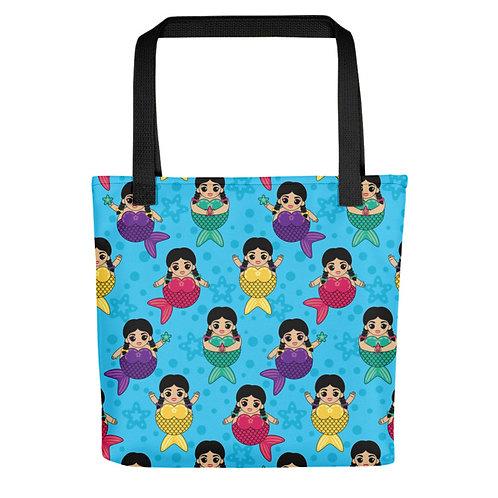 Sirenas  Tote Bags