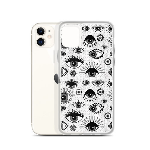 Mal de Ojo iPhone Case