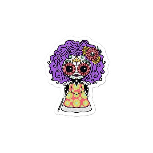 Oh Fifi Sol Catrina Bubble-free stickers