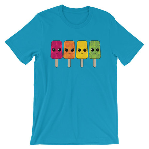 Paletas Adult Unisex T-shirt