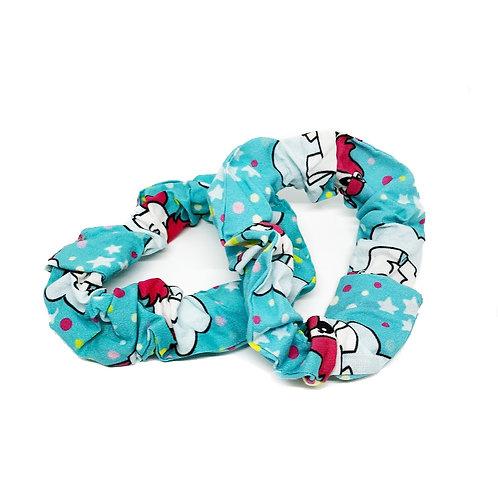 Unicorn Scrunchies