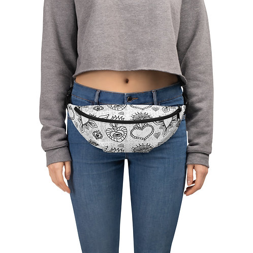 Corazon Milagros Fanny Pack
