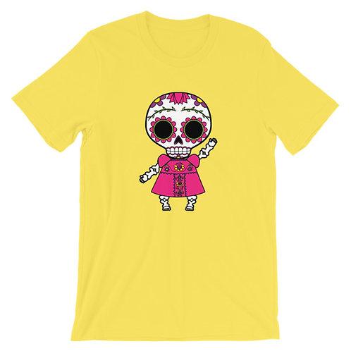 Dancing Catrina  Adult Unisex T-shirt