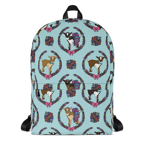 Fancy Goats Backpack
