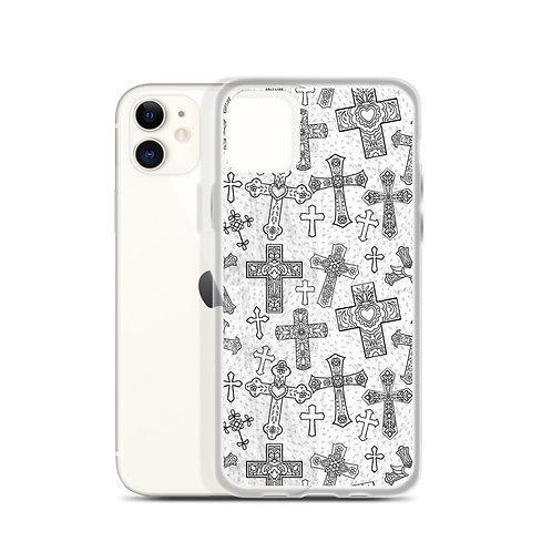 Las Cruces iPhone Case