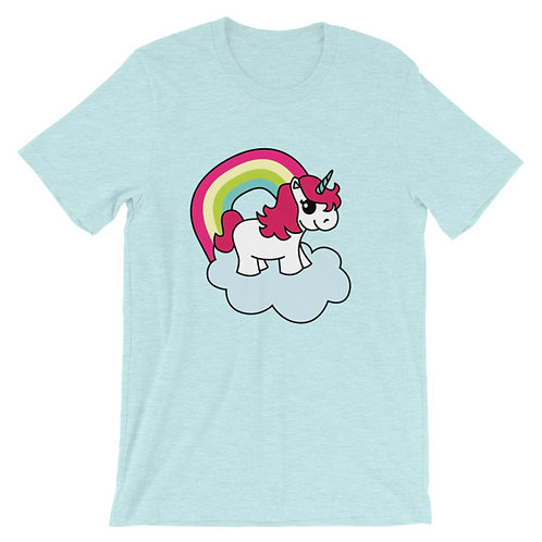 Unicorn  Adult Unisex T-shirt