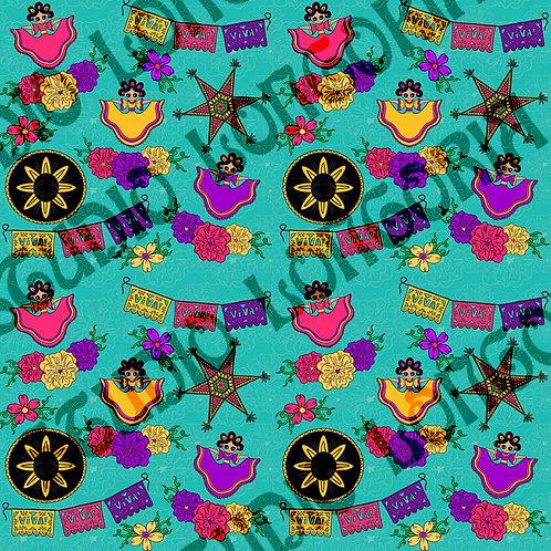 Viva La Fiesta Fabric