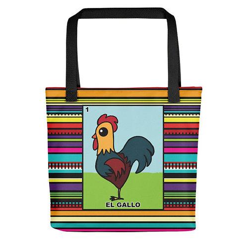 El Gallo Tote Bags