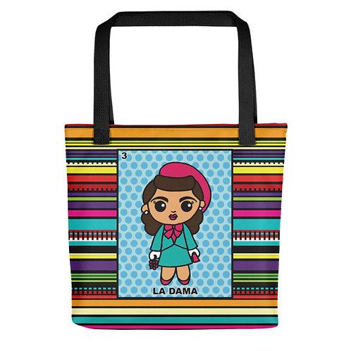 La Dama Tote Bags