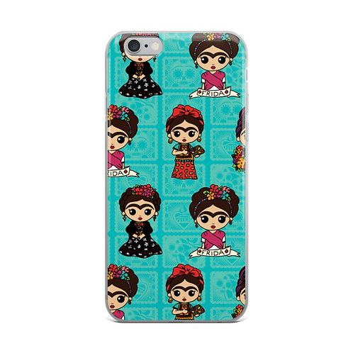 Little Fridas iPhone Case