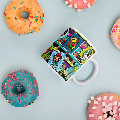 Loteria Night Coffee Mug