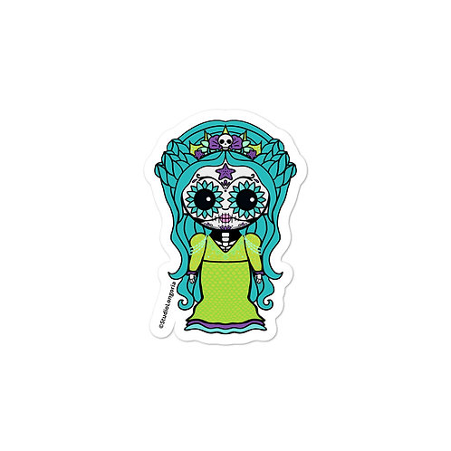 Oh Fifi Bay Catrina Bubble-free stickers